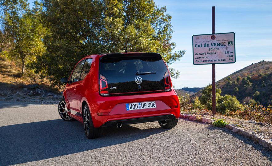 2018 Volkswagen Up! GTI (euro-spec) - Slide 8