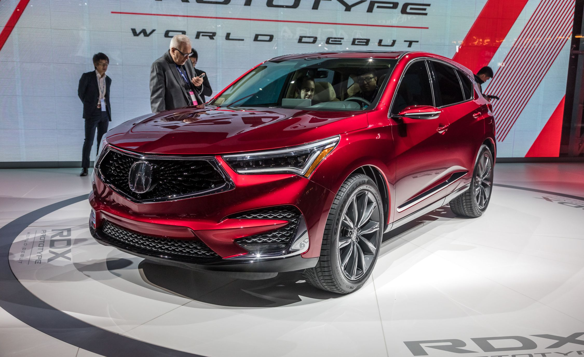Acura Rdx 2019 2018 2019 New Car Price And Release Date By Kyra