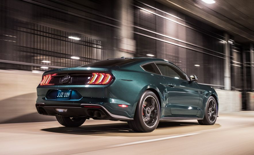 2019 Ford Mustang Bullitt - Slide 4