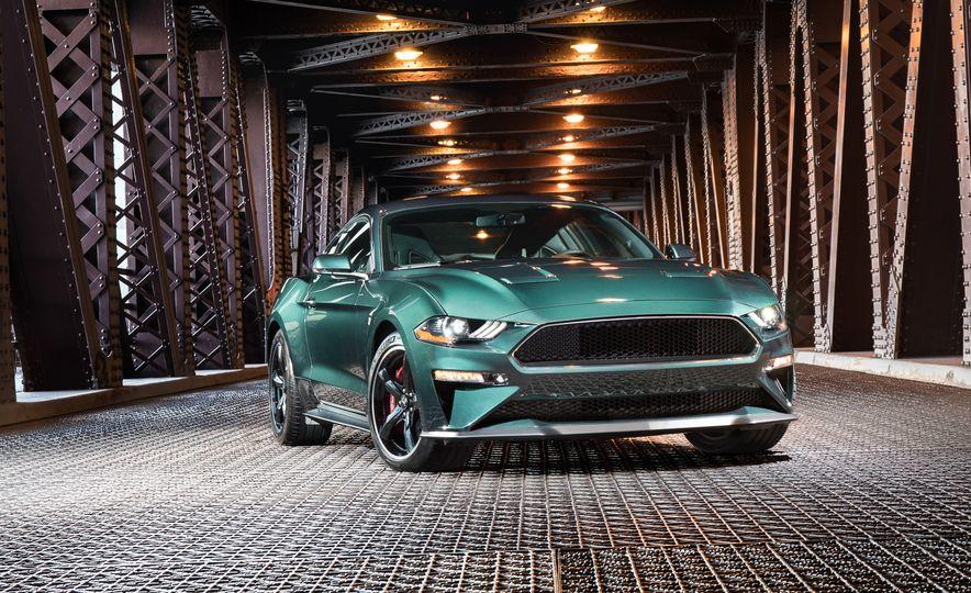 2019 Ford Mustang Bullitt - Slide 5