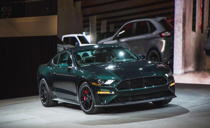 2019 Ford Mustang Bullitt - Slide 29
