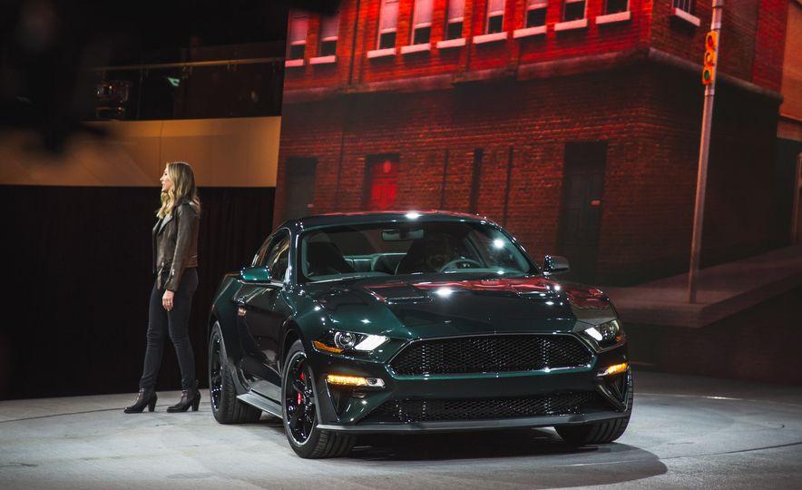 2019 Ford Mustang Bullitt - Slide 30