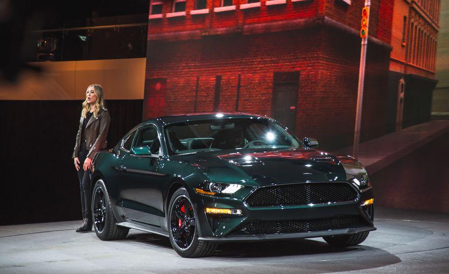 2019 Ford Mustang Bullitt - Slide 31