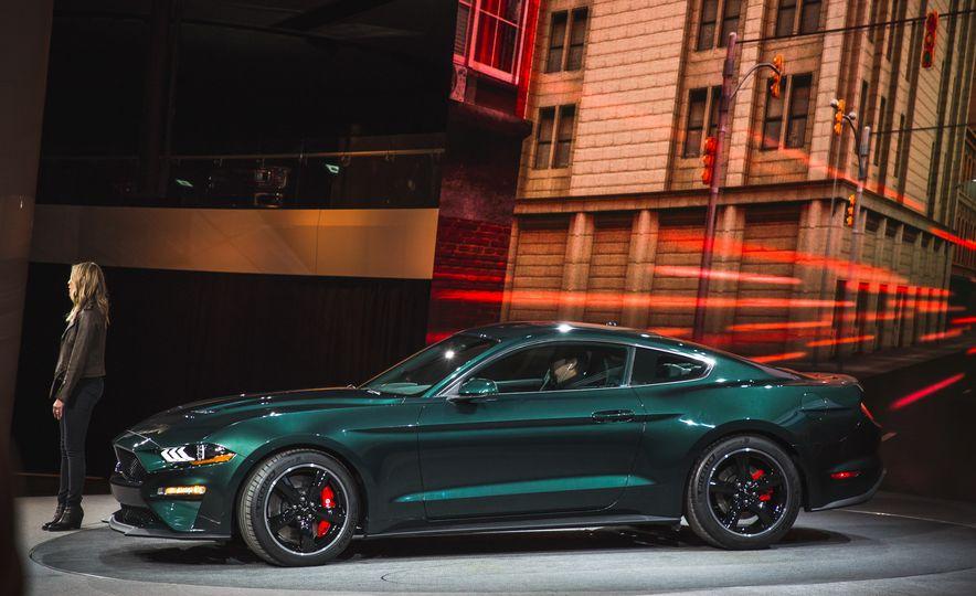 2019 Ford Mustang Bullitt - Slide 33