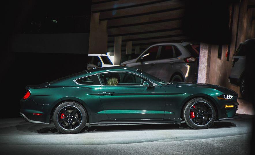 2019 Ford Mustang Bullitt - Slide 34