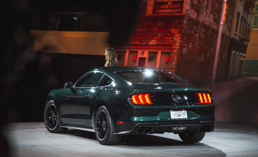 2019 Ford Mustang Bullitt - Slide 35