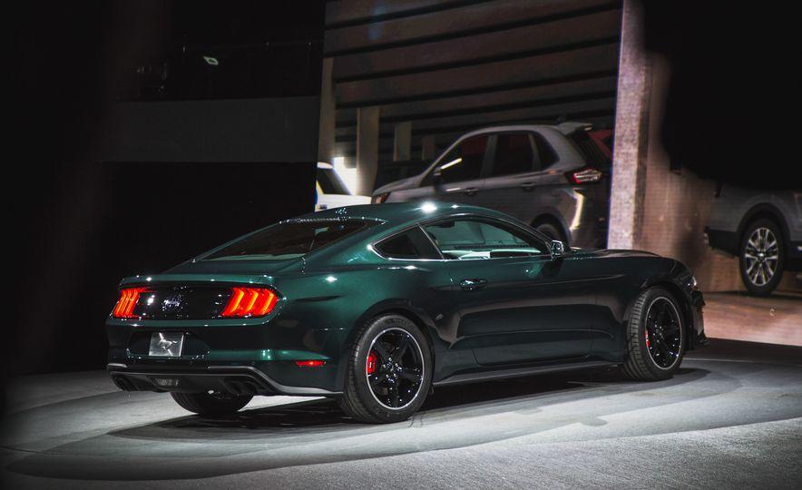 2019 Ford Mustang Bullitt - Slide 37