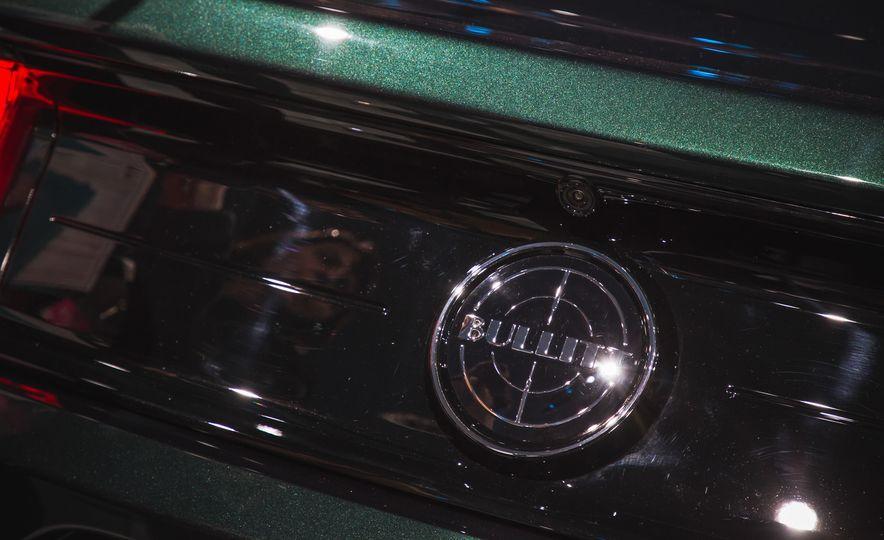 2019 Ford Mustang Bullitt - Slide 39