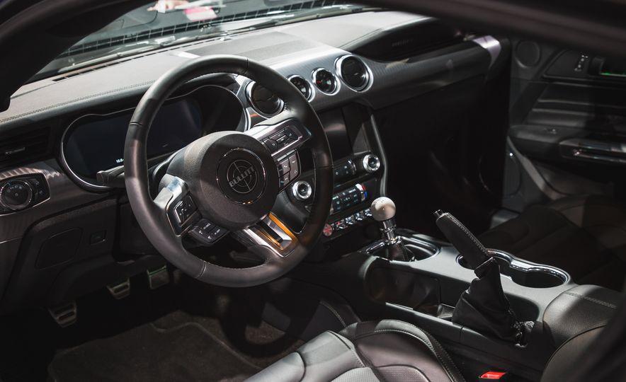 2019 Ford Mustang Bullitt - Slide 40