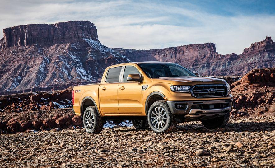 2019 Ford Ranger - Slide 1