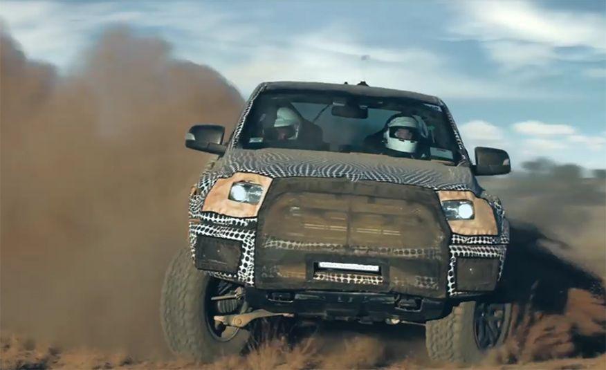2019 Ford Ranger Raptor - Slide 1