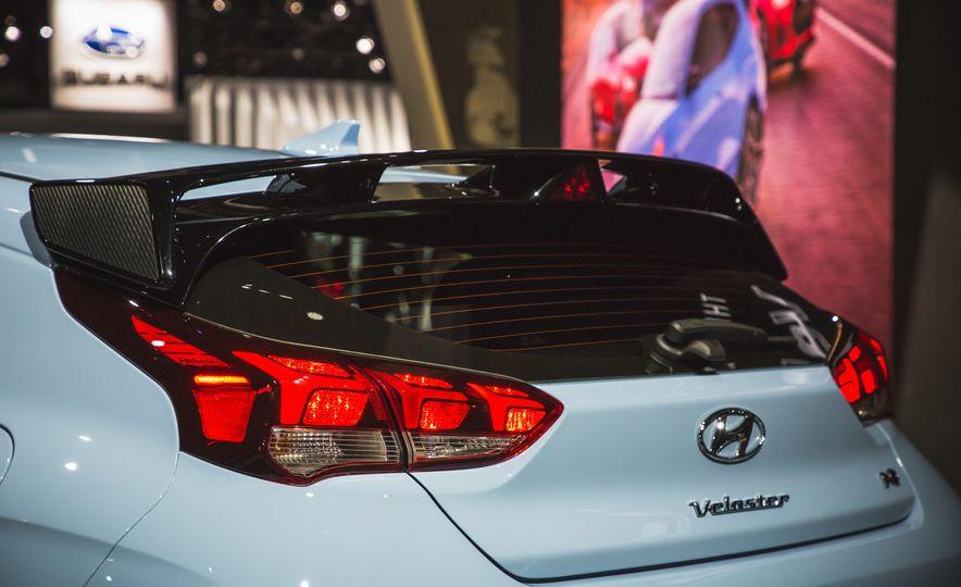 2019 Hyundai Veloster N - Slide 44