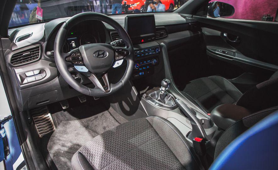 2019 Hyundai Veloster N - Slide 48