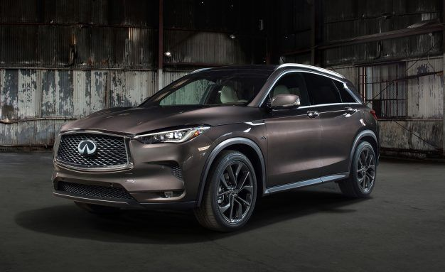 Official EPA Numbers and Pricing Announced for Infiniti QX50 With VC-T