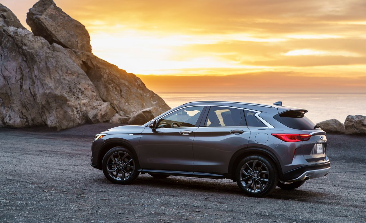 Infiniti Qx50 Reviews Price Photos And Specs Car Driver