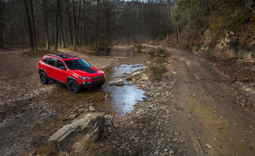 2019 Jeep Cherokee Trailhawk and Jeep Cherokee Limited - Slide 5
