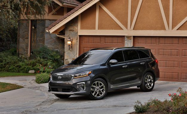 It's Official: A Kia Sorento Diesel Is Happening in the U.S.