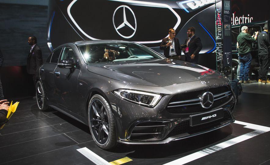 2019 Mercedes-AMG CLS53 - Slide 20