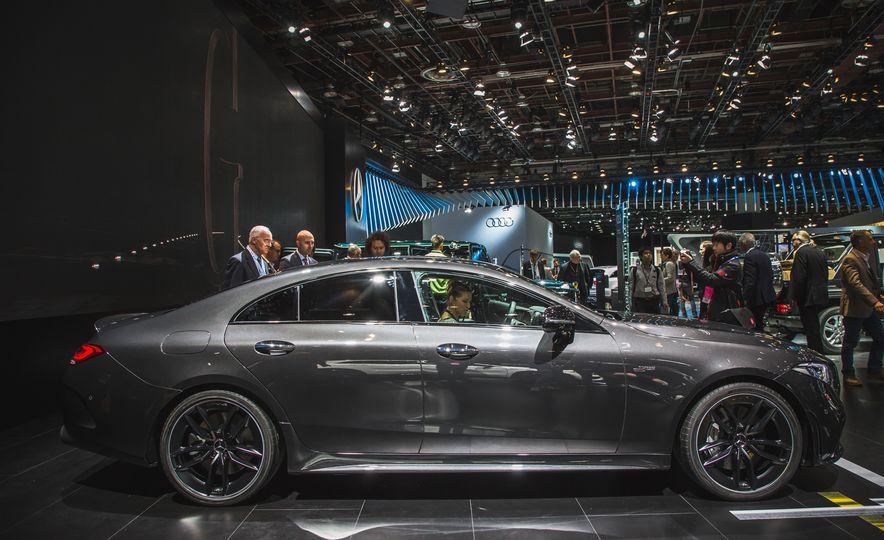2019 Mercedes-AMG CLS53 - Slide 21