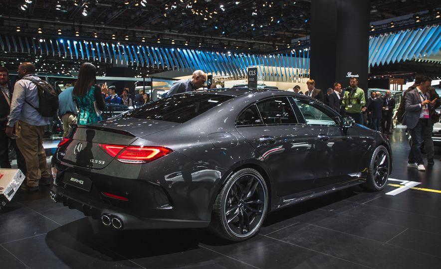 2019 Mercedes-AMG CLS53 - Slide 22