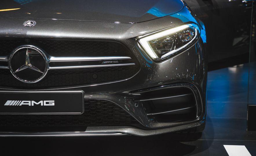 2019 Mercedes-AMG CLS53 - Slide 24