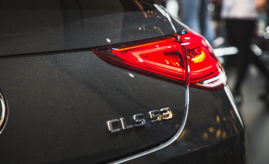 2019 Mercedes-AMG CLS53 - Slide 27