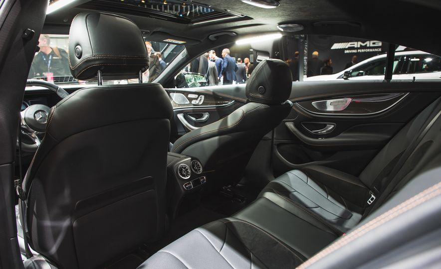 2019 Mercedes-AMG CLS53 - Slide 30