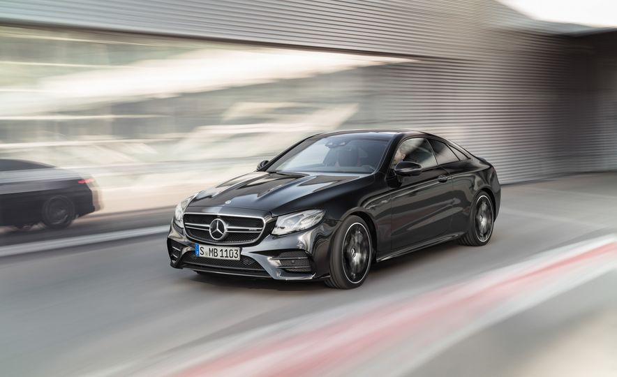 2019 Mercedes-AMG E53 coupe - Slide 2