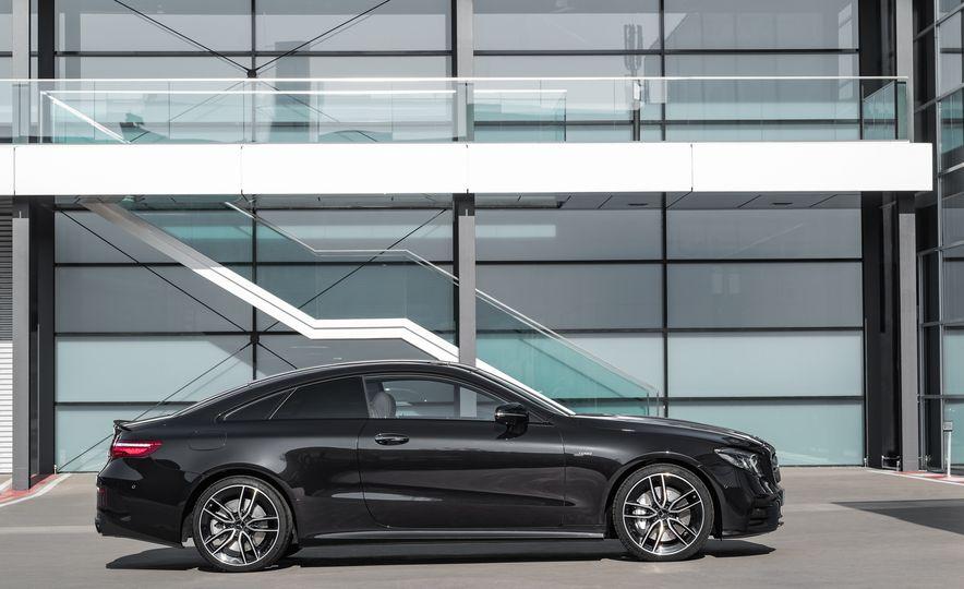2019 Mercedes-AMG E53 coupe - Slide 4