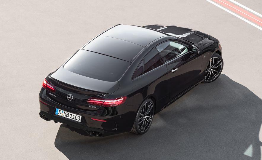 2019 Mercedes-AMG E53 coupe - Slide 6