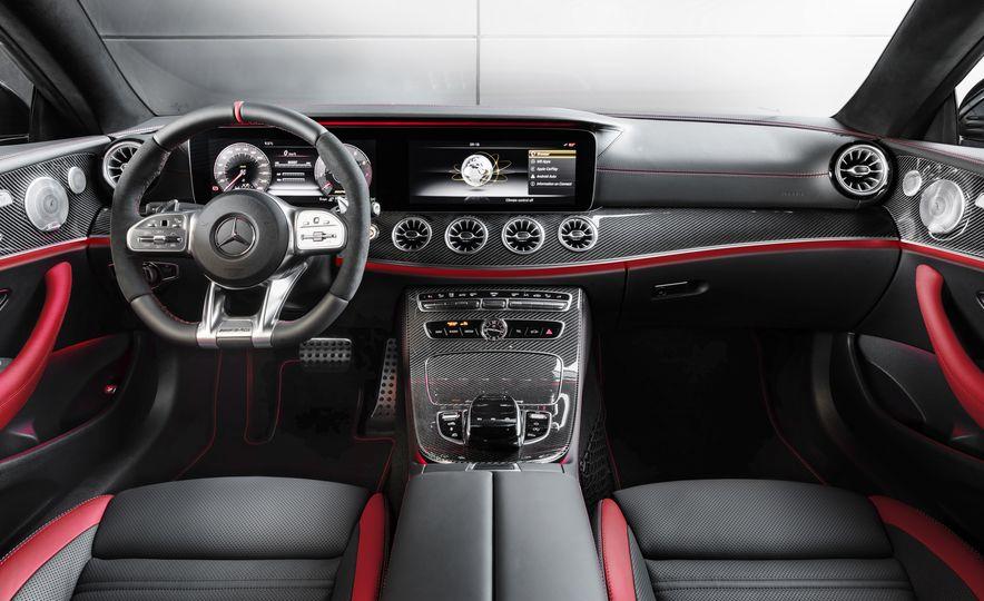 2019 Mercedes-AMG E53 coupe - Slide 10
