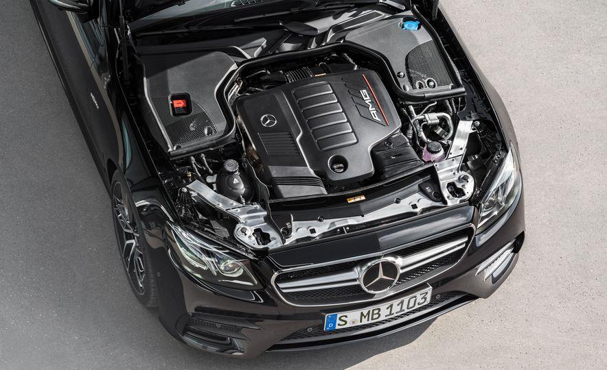2019 Mercedes-AMG E53 coupe - Slide 11