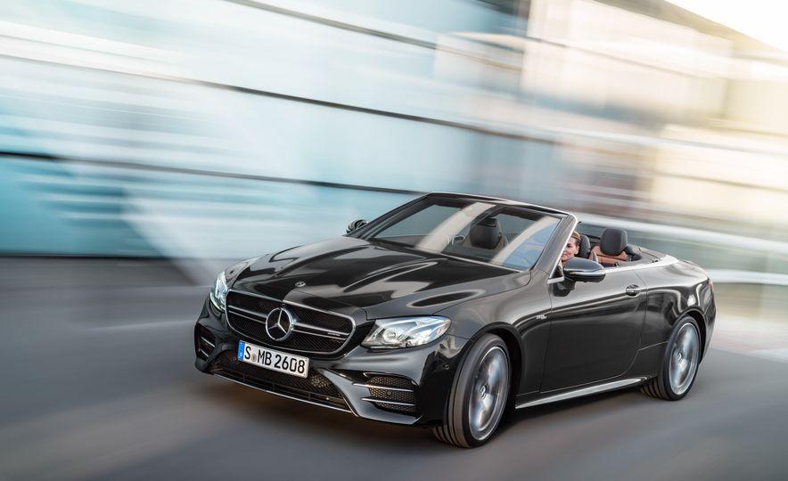 2019 Mercedes-AMG E53 coupe - Slide 12