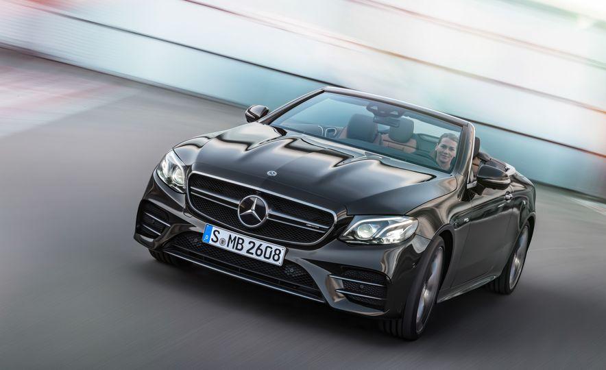 2019 Mercedes-AMG E53 coupe - Slide 13