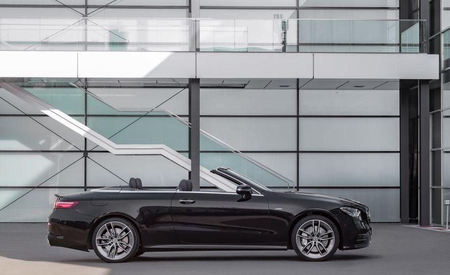 2019 Mercedes-AMG E53 coupe - Slide 19