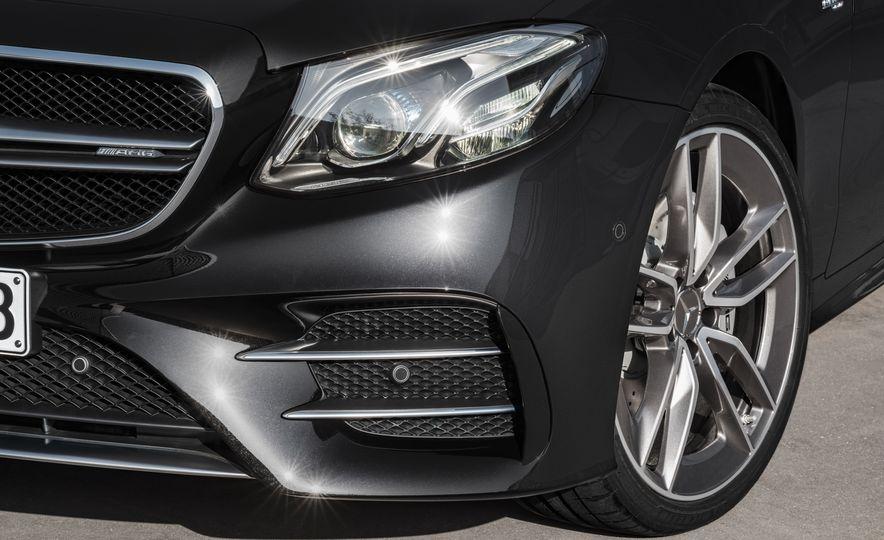 2019 Mercedes-AMG E53 coupe - Slide 21