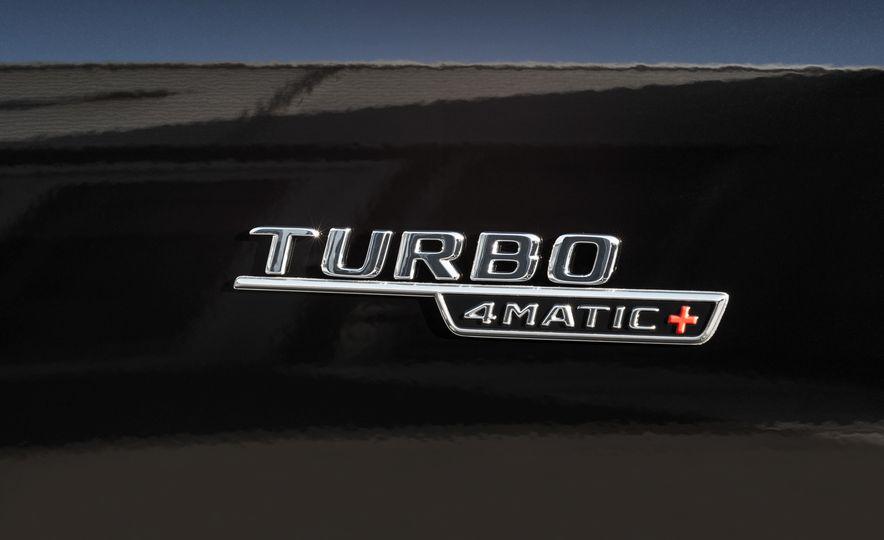 2019 Mercedes-AMG E53 coupe - Slide 22
