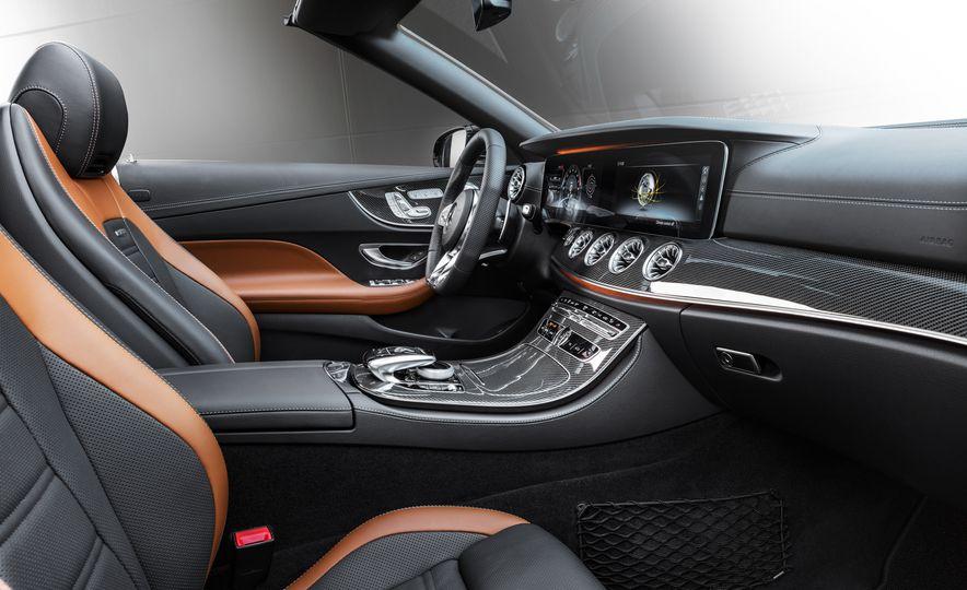 2019 Mercedes-AMG E53 coupe - Slide 25