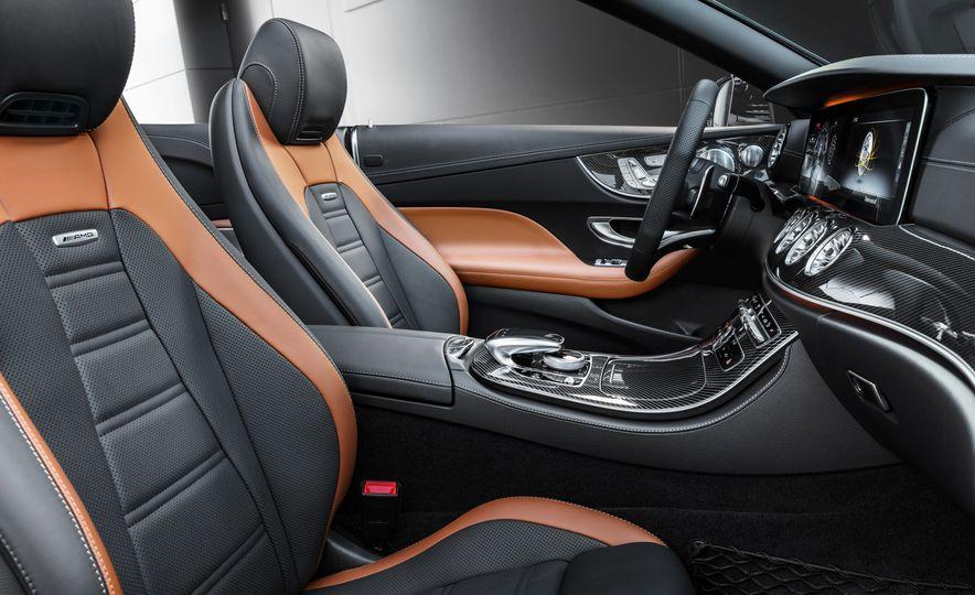 2019 Mercedes-AMG E53 coupe - Slide 26