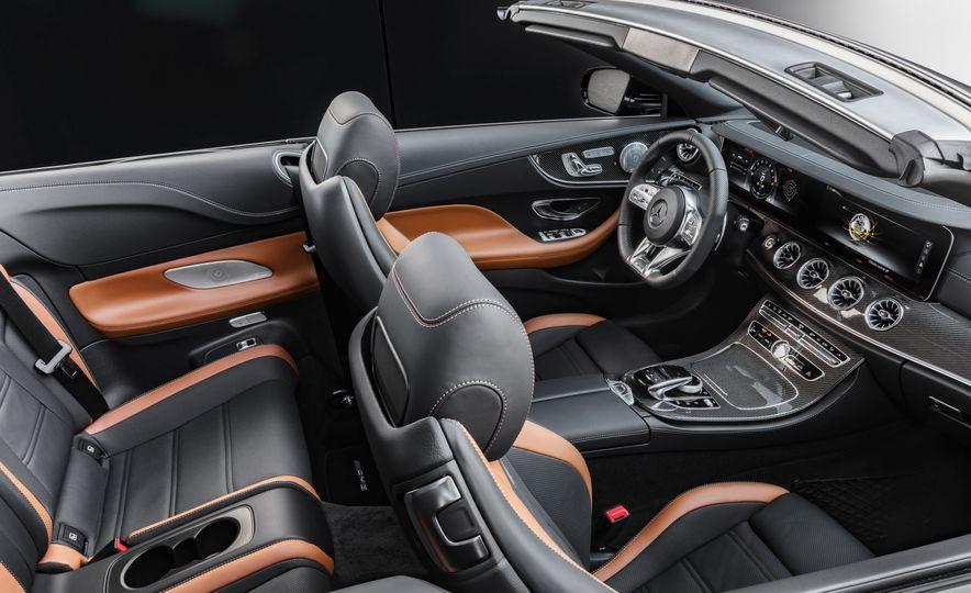 2019 Mercedes-AMG E53 coupe - Slide 27