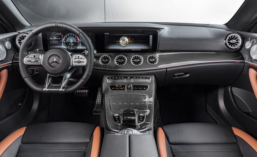 2019 Mercedes-AMG E53 coupe - Slide 28