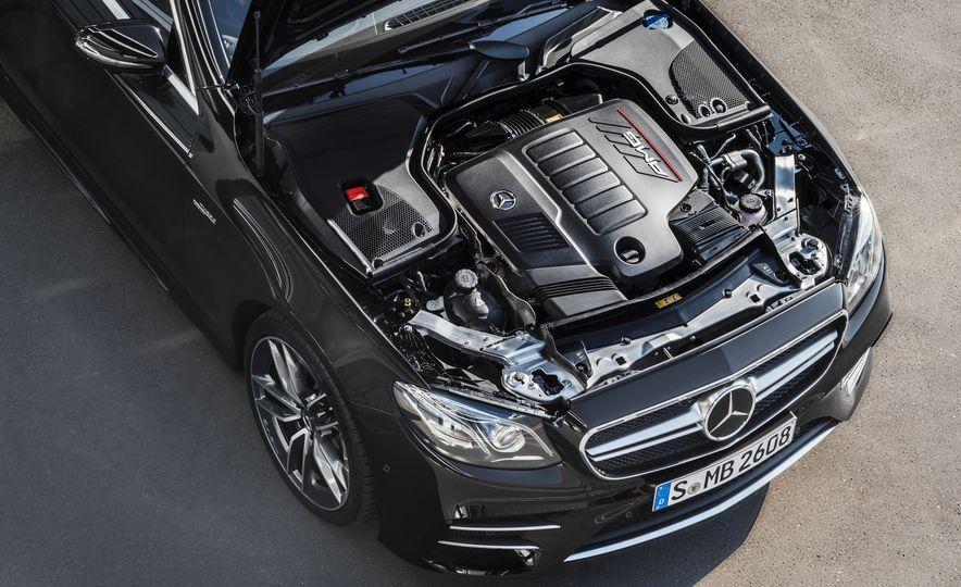 2019 Mercedes-AMG E53 coupe - Slide 29