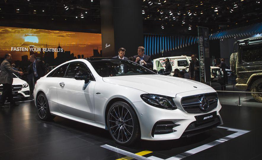2019 Mercedes-AMG E53 coupe - Slide 30