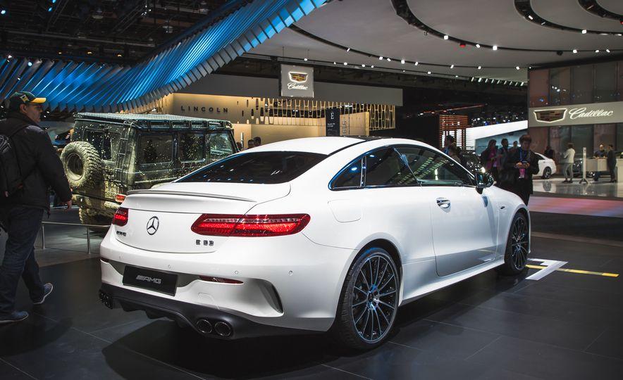 2019 Mercedes-AMG E53 coupe - Slide 31