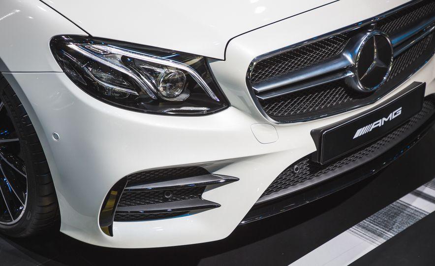 2019 Mercedes-AMG E53 coupe - Slide 33