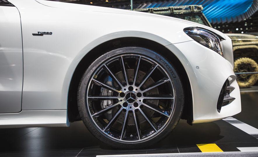 2019 Mercedes-AMG E53 coupe - Slide 34