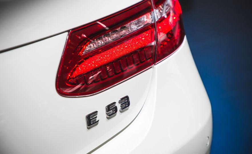 2019 Mercedes-AMG E53 coupe - Slide 35