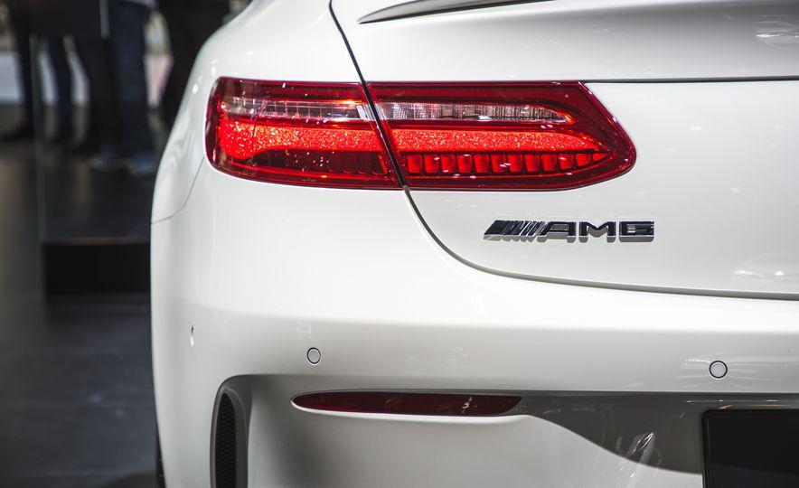 2019 Mercedes-AMG E53 coupe - Slide 36