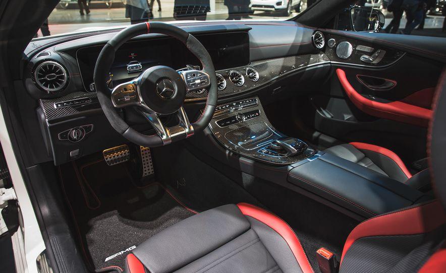 2019 Mercedes-AMG E53 coupe - Slide 38