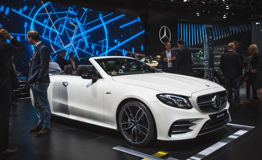 2019 Mercedes-AMG E53 coupe - Slide 40